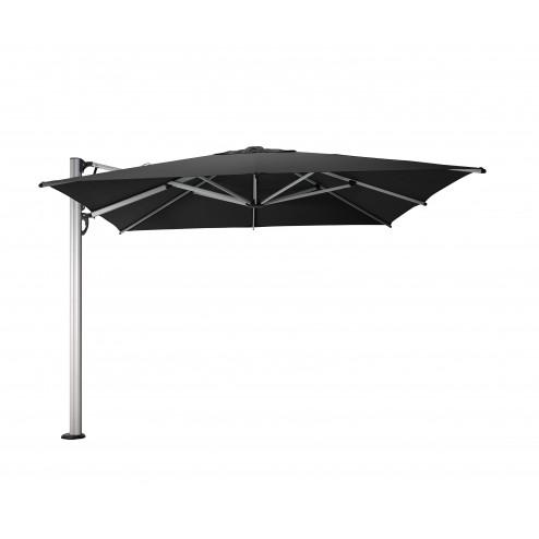 Laterna cantilever parasol 300*300cm. black