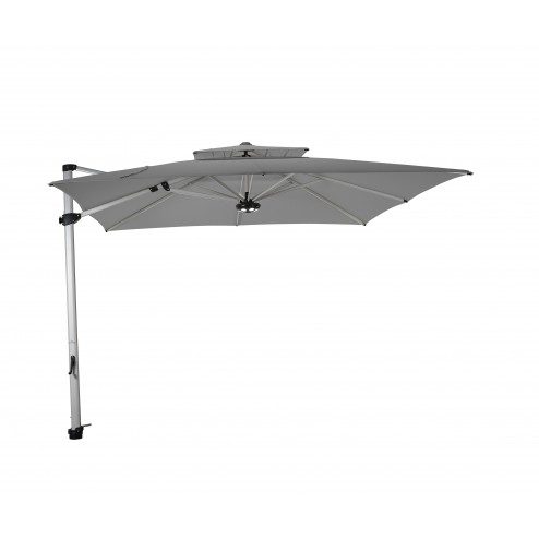Laterna cantilever parasol 300*300cm. anthracite