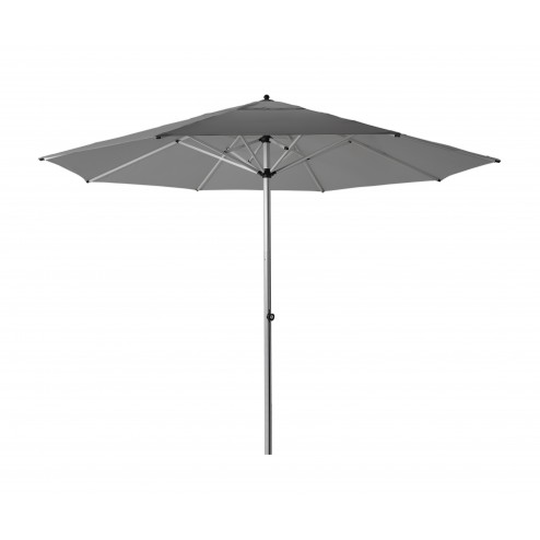 Presto parasol 400cm. black