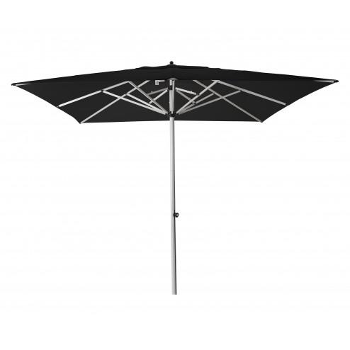 Presto parasol 330*330cm. black