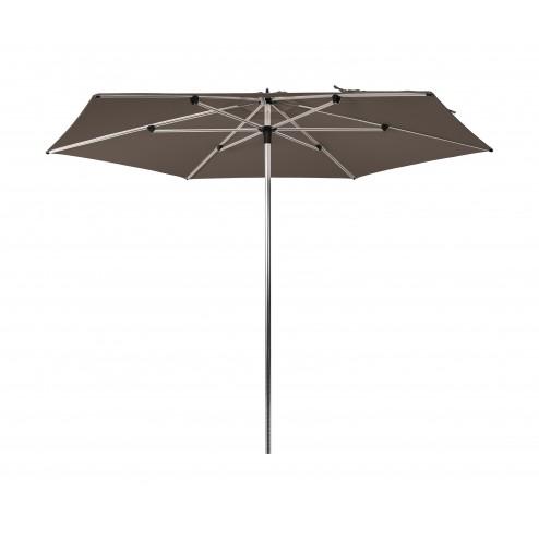 Sublimo parasol 300cm. taupe