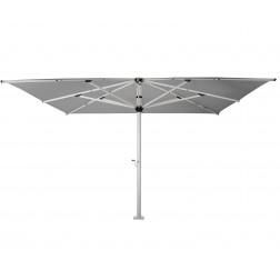 Basto Pro parasol (500*500cm) Platinum Grey