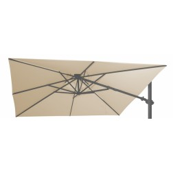 Parasol Fabric Fratello Natural (300*300cm)