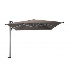 Fuerto Pro cantilever parasol Taupe (300*300cm)