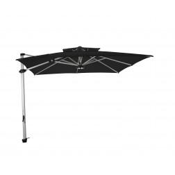Laterna Pro cantilever parasol Black (300*300cm)