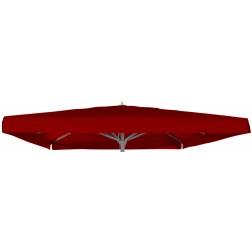 Parasol Fabric Maestro Prestige Red (400*300cm)