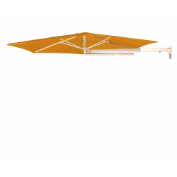 P4 wall parasol Bitter Orange (ø270cm)