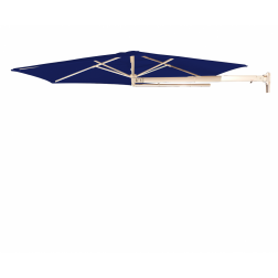 P4 wall parasol Denim Blue (ø270cm)