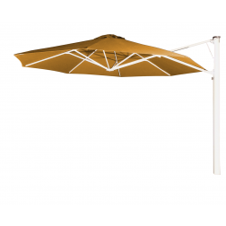 P7 wall parasol Bitter Orange (ø350cm)
