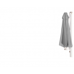 P7 wall parasol Lead Grey (ø350cm)