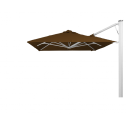 P7 wall parasol Taupe (300*300)