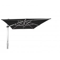Palestro Pro cantilever parasol Black (300*400cm)