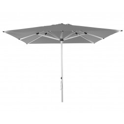 Patio Pro parasol Platinum Grey (300*300cm)