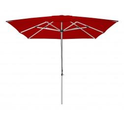 Patio parasol 300*300cm. red