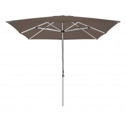 Patio Pro parasol Taupe (300*300cm)
