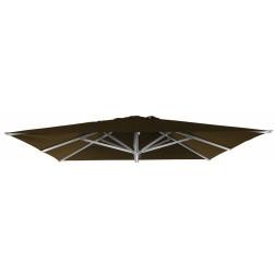 Parasol Fabric Patio Taupe (300*300cm)