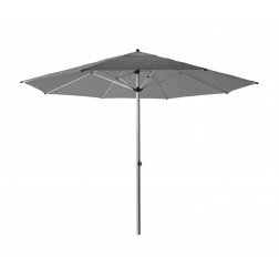 Presto Pro parasol Platinum Grey (ø400cm)