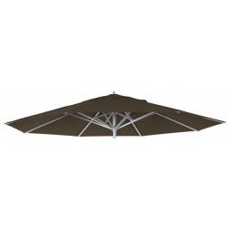 Parasol Fabric Presto Taupe (400cm round)