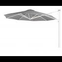 Prostor P7 wall parasol diam. 350cm. lead grey