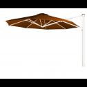Prostor P7 wall parasol diam. 350cm. terra cotta