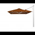 Prostor P7 wall parasol 250*250cm terra cotta